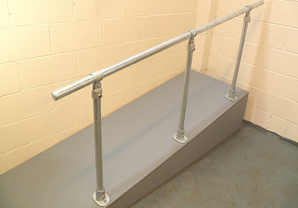 In-Line Handrails