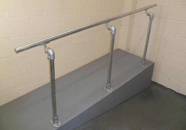 Offset Handrails