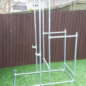 Freedom Frame Home Workout Tower